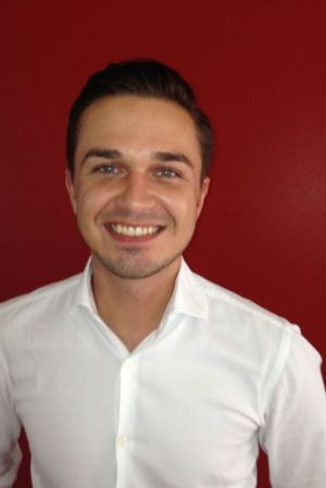 Jakob Frackowiak, new account manager at Camper.