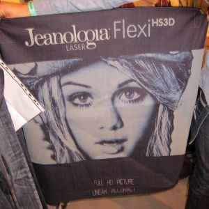 Jeanologia lasered photo
