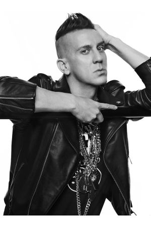 Jeremy Scott, shot by Giampaolo Sgura