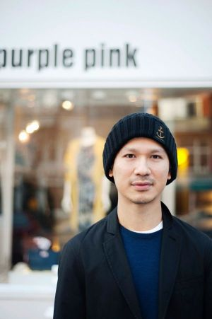Jip Sontoung, owner of Purple Pink in Hamburg