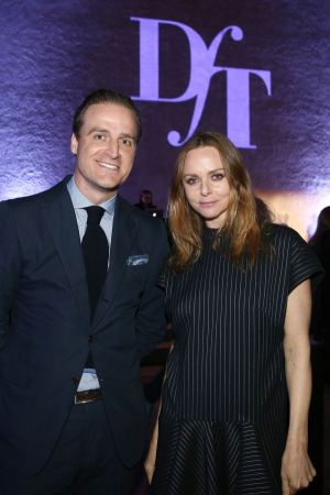 John Cloppenburg and Stella McCartney