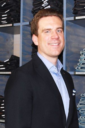 Jonas Niemeyer, Mustang´s new director for licenses & business development wholesale