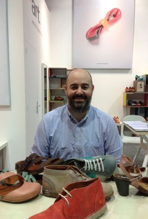 Jorge Hernández, Sales and Marketing Director of The Art Company
