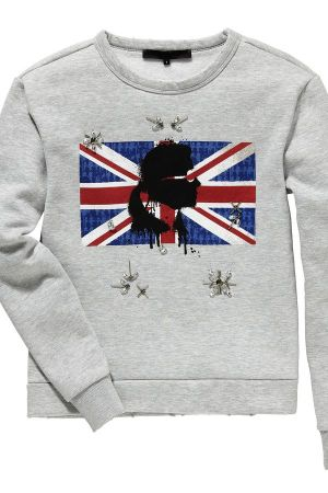 Karl Lagerfeld UK London sweater