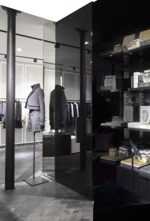 Karl Lagerfeld store in Paris, St. Germain
