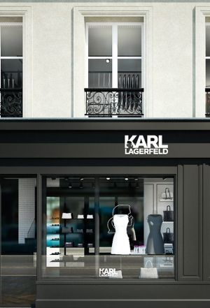 Karl Lagerfeld to open second store in Paris