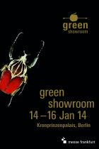 Key visual for the upcoming Greenshowroom