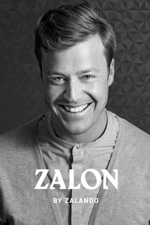 Kristof, one of the stylists, presented on the website of 'Zalon' by Zalando