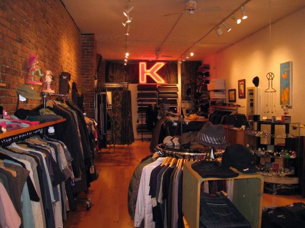 "Kuhlman and its ""retro grouch"" interior opened up in the late 1990s"