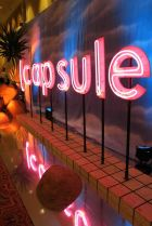 Las Vegas trade show time has started. Capsule e.g. presents its new venue