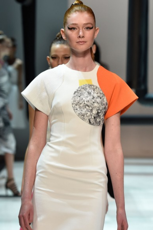 Label 'by johnny' at the Australian fashion week