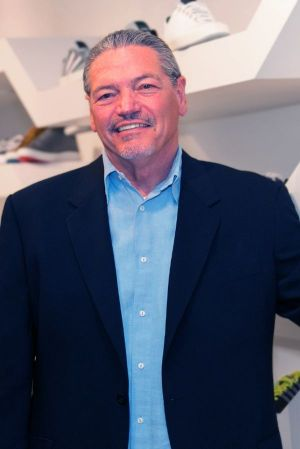 Larry Remington, President and CEO of K-Swiss Global Brands