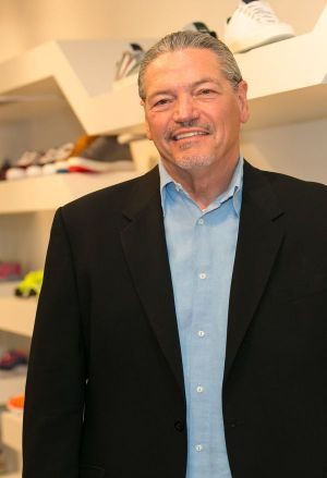 Larry Remington, new President and CEO at K•Swiss