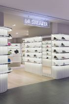 Le Printemps has a new sneaker section