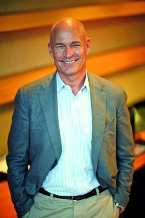 Leaves American Eagle after two years at the top: Robert Hanson