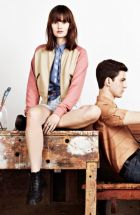 Lee Cooper campaign image