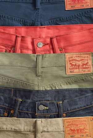 Levi Strauss & Co. have announced their first quarter 2013 financial results