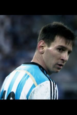 Lionel Messi in Adidas' TV spot