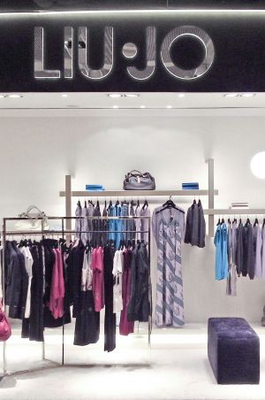 Liu Jo opened 9th store in Russia