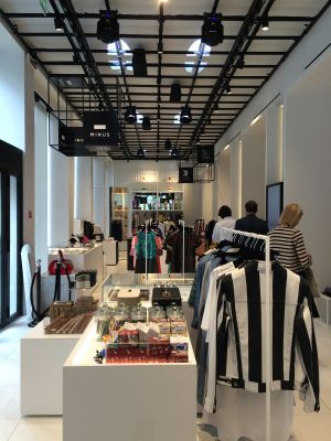 M Collective store, Milan