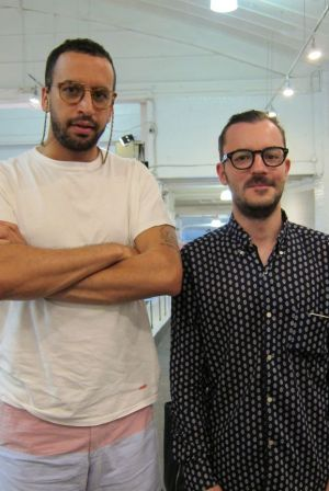 MAN producers Romain Bernardie James and Antoine Floch