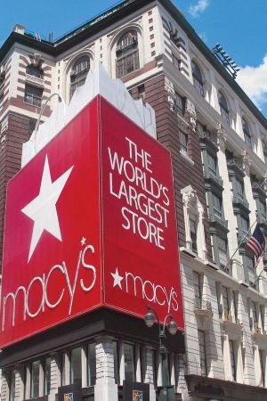 Macy's Herald Square Flagship in New York