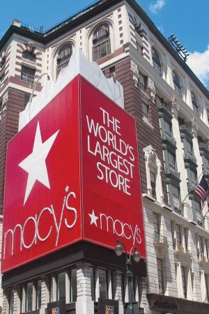Macy´s Herald Square flagship, New York