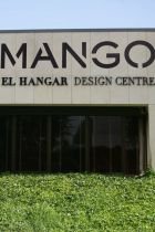 Mango's design center: El Hangar