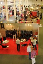 Maroc in Mode takes place at the Conference and Exhibition Centre in Casablanca.