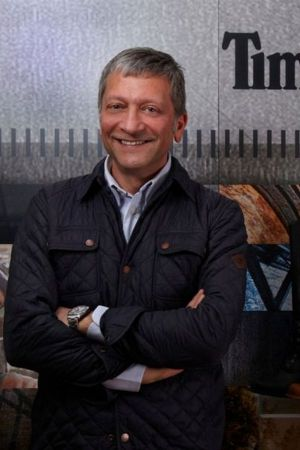 Marco Messini, new role within Timberland