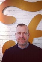 Mark McCann, commercial director Farah