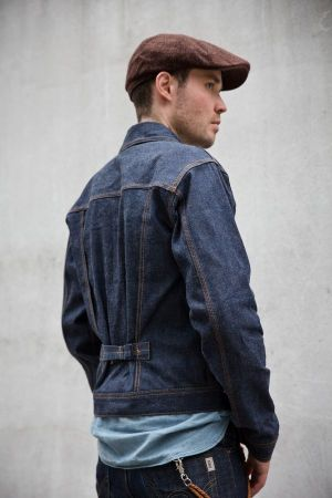 Matt Wilson, Assistant Chief Editor, Denimhunters