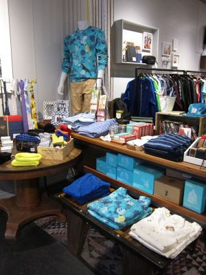 Mens display