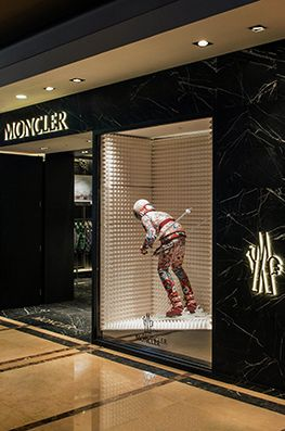 Moncler opened first store in Taiwan