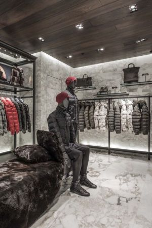 Moncler opens first mono brand store in Brazil