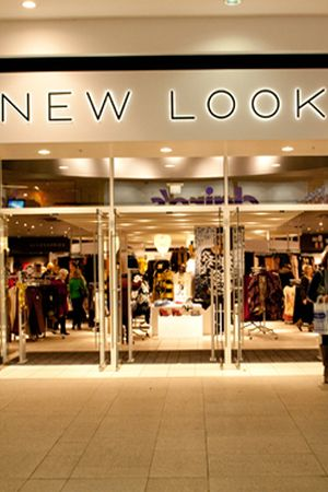 New Look´s concept store in High Wycombe