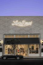 New Lucky Brand store in Beverly Hills