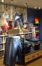 New Pepe Jeans store in Rome