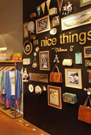 Stories nice things opens first boutique in paris - Nice things boutique ...