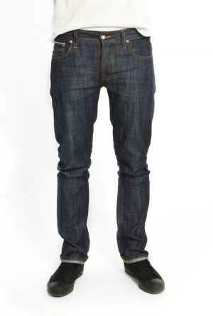 Nudie launches limited Jeans edition Grim Tim Dry Organic Pima Selvage