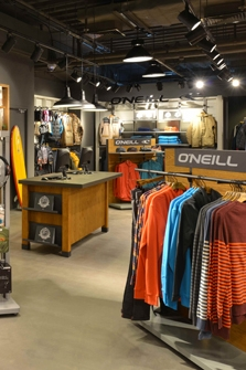 O'Neill store in Hong Kong