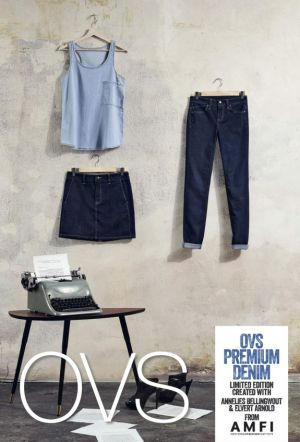 OVS comes out with a Premium Denim collection