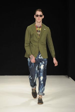 Oliver Spencer catwalk