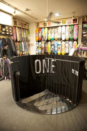 One Distribution store in London (UK)