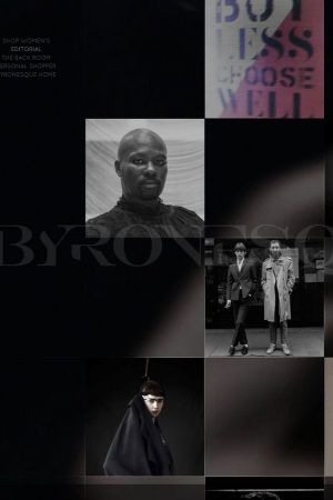Our website of the Month: Byronesque.com