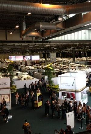 Overview of Premier Vision's Hall 6