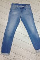 Pair of jeans made of a Denim Science by Calik fabric