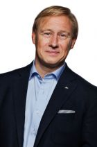 Patrik Nilsson, future CEO of Gant AB