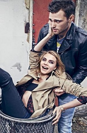 Pepe Jeans London campaign for fall/winter '14