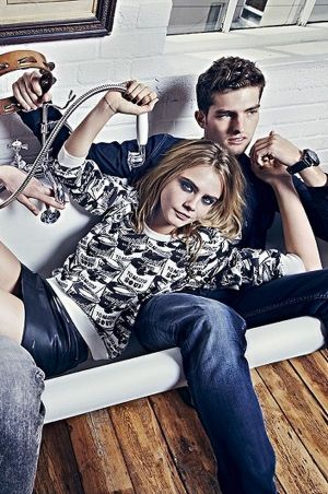 Pepe Jeans London f/w 2014 campaign